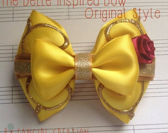 The Belle Inspired Bow