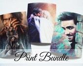 "Photo Print Bundle (small - 6"")"