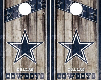 Dallas Cowboys Cornhole Set #2