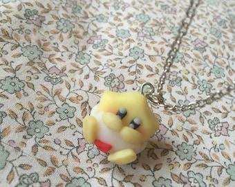 Togepi necklace/Togepi pockemon necklace