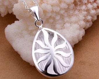 Sundrop Necklace