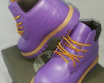 toddler timberland boots purple