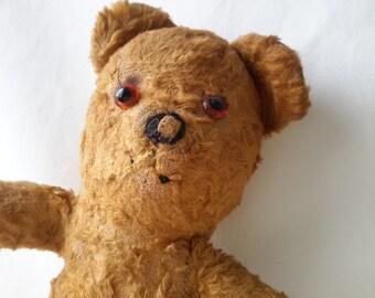 1900's Shabby English Teddy Bear 20 cm