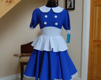 Bioshock little sister cosplay dress