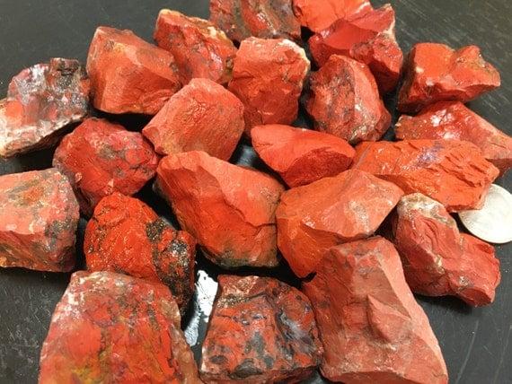 Brecciated Jasper Red Jasper Stone Healing Crystals And