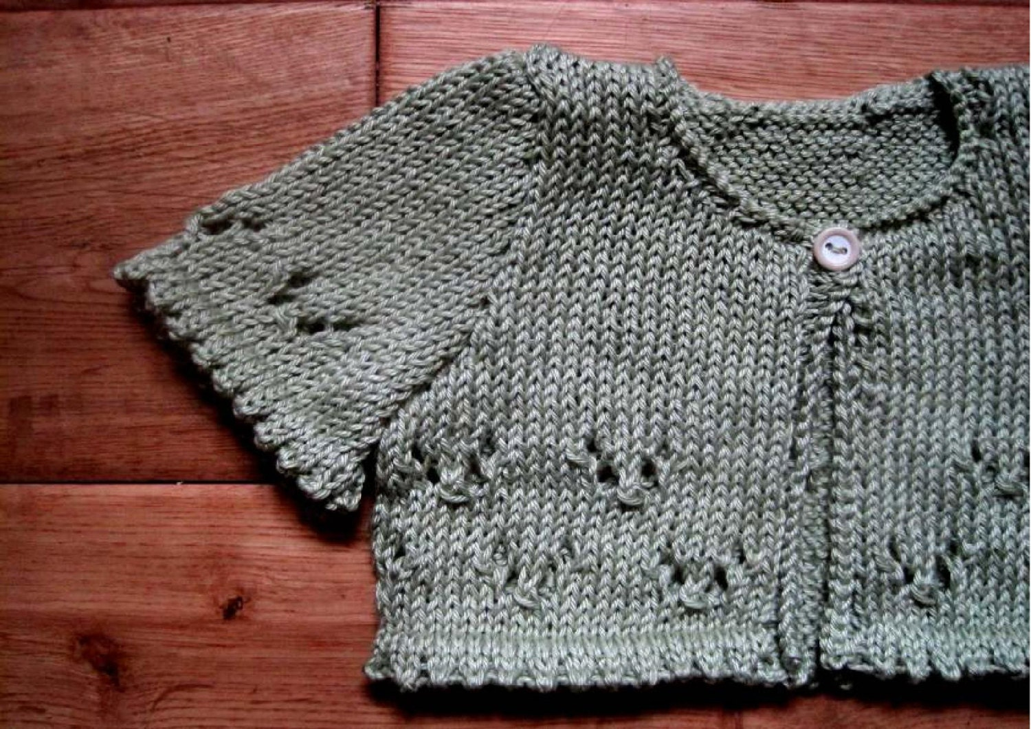 Knitting Cardigan For Baby : Baby cardigan knitting pattern instant download pdf