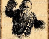 Vector STAR WARS-Chewbacca, Download, Digital image, graphical, ai, png, eps, pdf, jpg