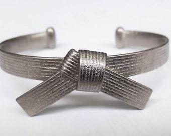 Steel Martial Art Belt Bracelet