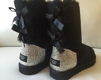 Crystal Ugg Boots