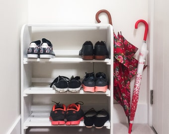Shoe Rack (white)