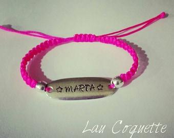 Engraved bracelet - Engraved Bracelet