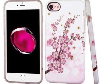 Spring Flower iPhone 7 / 8 TPU Gel Design Case