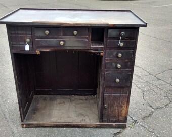 Watchmaker's Cabinet Work Station