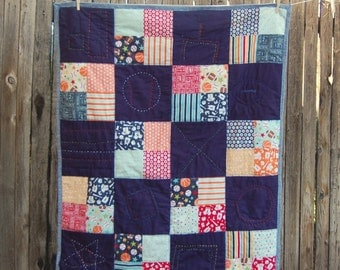 Let's Play Ball Quilt