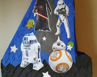 Star wars inspired pinata
