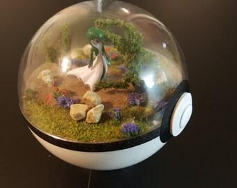 Pokemon Diorama, Spring Theme