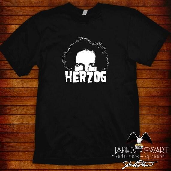 Werner herzog designer t shirt artwork of jared swart pop art for Werner herzog t shirt