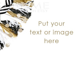 Styled Stock Photography / Party Styled / New Years Eve / Digital Background / New Year / Styled Background / Social Media / StockStyle-618