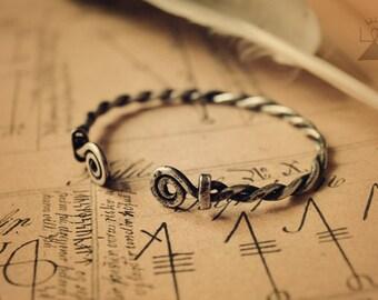 Custom viking bracelet • Celtic bracelet • Viking jewelry • Celtic cuff • Viking cuff • Nordic jewelry • Viking torc • Torc bracelet