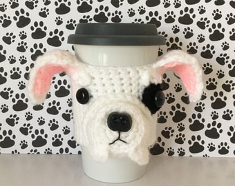 Bulldog Mug (Cozy) - Bow Wow - American Bulldog - Crazy Dog Lady - Bulldog Coffee Mug (Cozy) - Fur Baby - Doggy Mom - English Bulldog