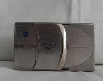 Konica Minolta DiMage G600 Digital Camera with extra battery