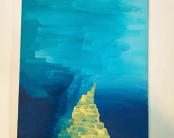"""Troye Sivan - """"Wild"""" - Synesthesia Painting - Abstract Art"""