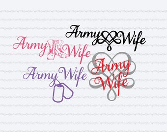 army wife svg(svg023), svg files, clipart, vector, army wife clipart, military wife clipart, military svg, army svg,