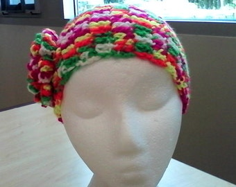 Kids Crochet Headbands
