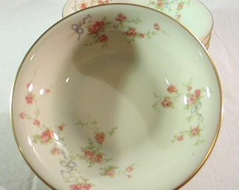 Vintage Berry Bowls Roxanne by American Manor