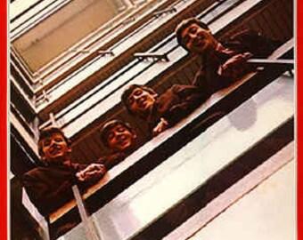 The Beatles - 1962-1966 Double Vinyl Album (1976)