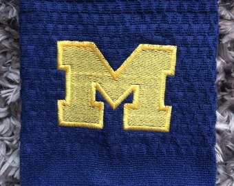 IN STOCK Michigan Kitchen Towel Housewarming Gift, Ready to Ship