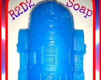 R2D2 Soap!