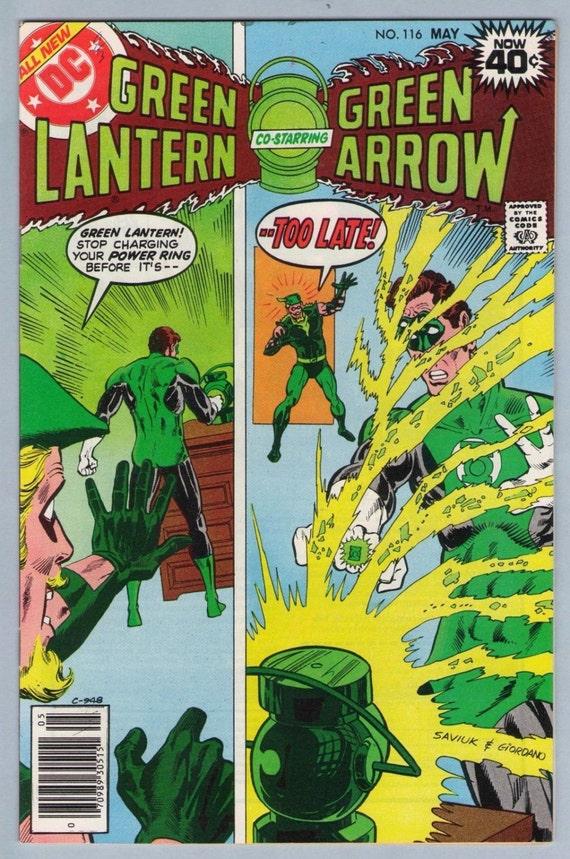 Green Lantern 116 May 1979 NM- (9.2)