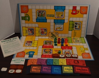 Vintage 1981 Parker Brothers Trust Me Board Game-FREE SHIPPING