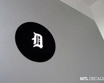 Custom Macbook Monogram Decal / Macbook Pro Sticker