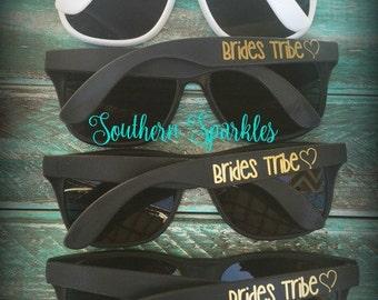 Personalized Sunglasses Bride Squad Bride Sunglasses