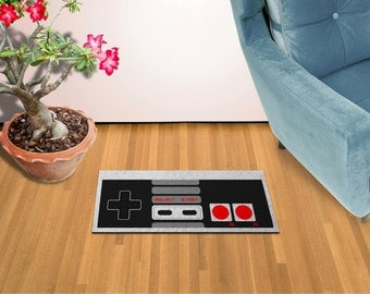 Pokemon home sweet home 18 x 24 Controller rug