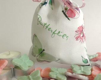 Soy Wax Melts - Butterfly Garden