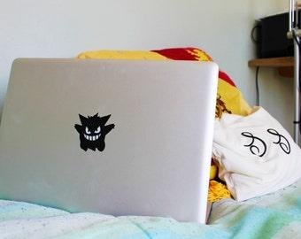 Gengar (#094) Laptop Companion Decal