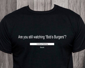 SALE! Netflix Bob's Burgers TV Show Shirt