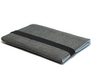 Kindle Paperwhite Sleeve - Black, Blue