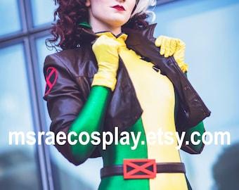 Rogue X-Men Cosplay Print