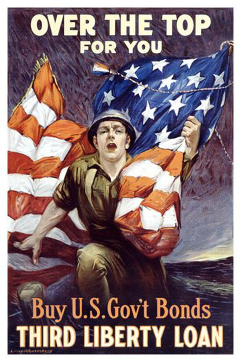 Vintage american advertising posters and labels images for Classic american images