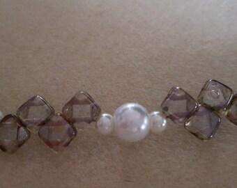 white or crystal bule