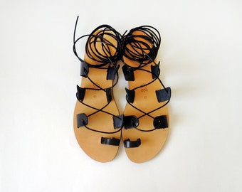 Gladiator Handmade Leather Sandals in Variety of colours.