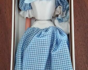 Mattel Barbie Doll as Little Debbie Snack Cakes Blue Gingham