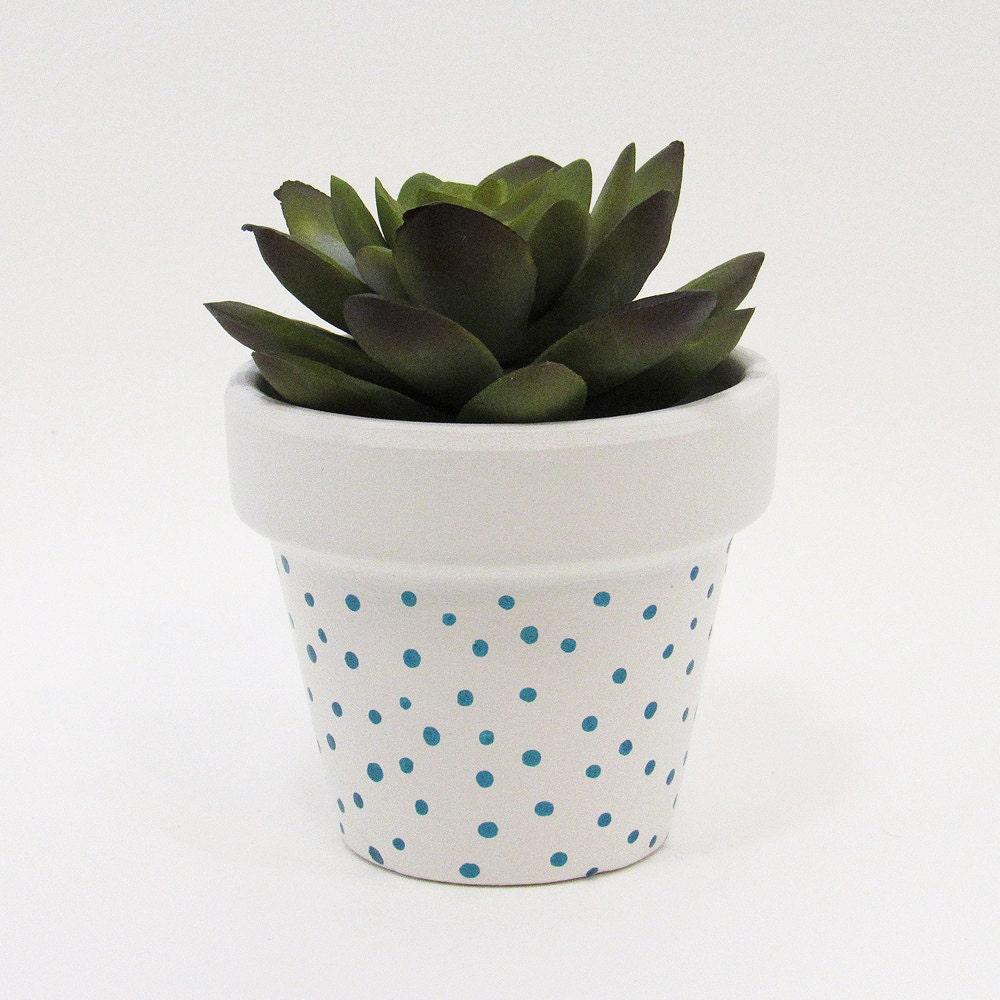 Terracotta Pot Succulent Planter Cute Planter By