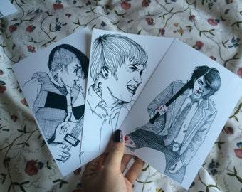 MCR Art Prints