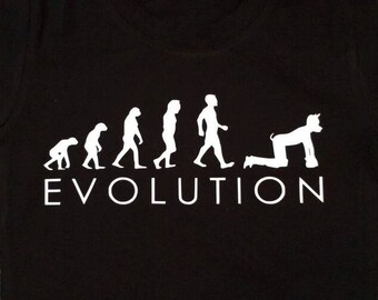 Evolution Pup Play T-Shirt