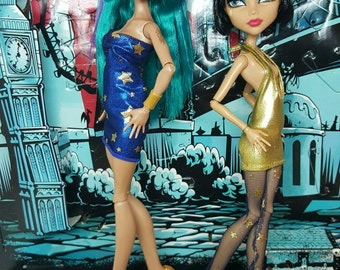 Starry Night, Monster High Doll Clothes